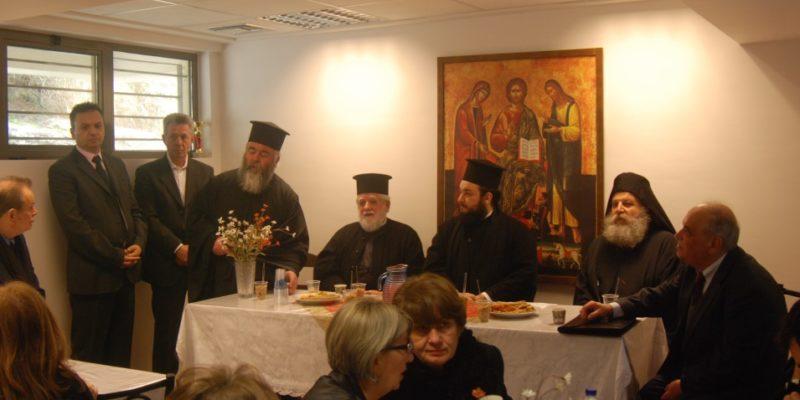 Οι Ευρυτάνες της Αθήνας τίμησαν κι εφέτος πανηγυρικά τους Αγίους τους